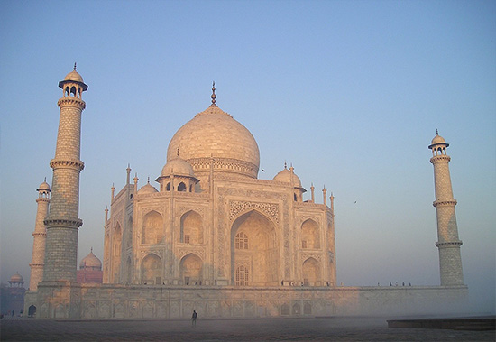 טיסות לדלהי הודו