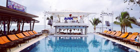 ARKbar Beach Club hotel in Thailand